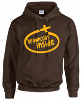 BROWNCOAT INSIDE HOODIE - INSPIRED BY FIREFLY GAMING